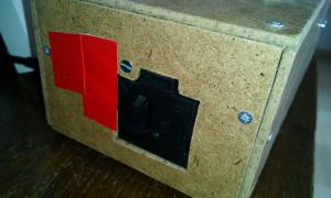 Klimabox von der Seite